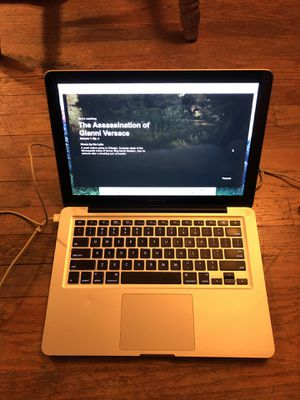 MacBook Pro 13-inch for Sale in San Jose, CA