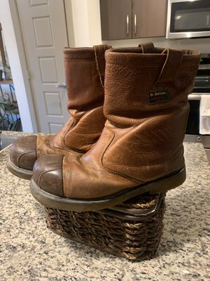 Doc Martin Industrial Steel Toe Work Boots for Sale in Flower Mound, TX