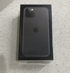 Brandnew iphone 11 Pro 64GB Factory Unlocked for Sale in West New York, NJ