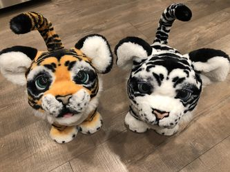 FurReal Friends Roarin' Tyler & Ivory, set for Sale in Walnut Creek,  CA