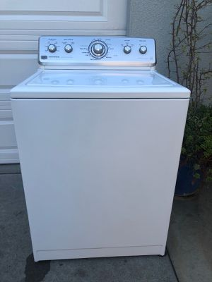 Maytag Centennial commercial technology washer for $200 for Sale in Sacramento, CA