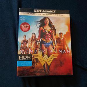 Wonder Woman 4K for Sale in Oakland, CA