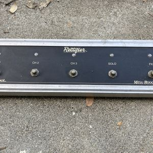 Mesa Boogie Bigfoot switch for Sale in Los Angeles, CA