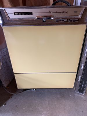 Kitchenaid dishwasher (model: KDS-17 antique with original installation instructions) for Sale in Salt Lake City, UT