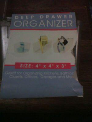 Deep drawer organizers for Sale in San Bernardino, CA