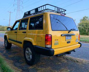 2001 Jeep Cherokee XJ Super Solar Yellow for Sale in Philadelphia, PA