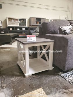 End Table, Two-Tone for Sale in Westminster,  CA