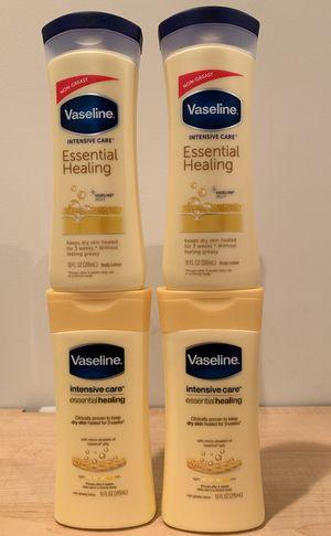 Vaseline lotion 10 oz for Sale in Alexandria, VA