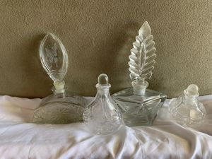 Antique perfume bottles for Sale in West Covina, CA