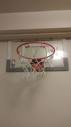 Mini NBABasketball hoop for Sale in Bronx, NY