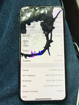 iPhone X for Sale in Norfolk, VA