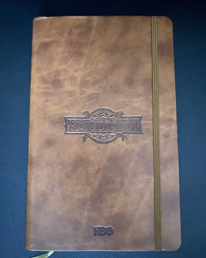 Game of thrones notebooks for Sale in Highlands Ranch, CO
