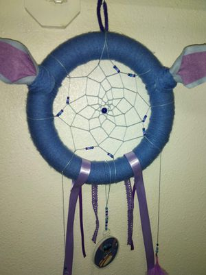 Stitch dreamcatcher for Sale in Tipton, CA