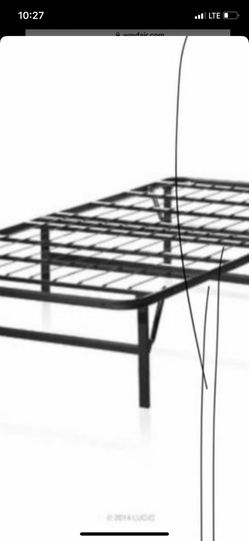Bed brand new , twin size for Sale in Parma,  OH