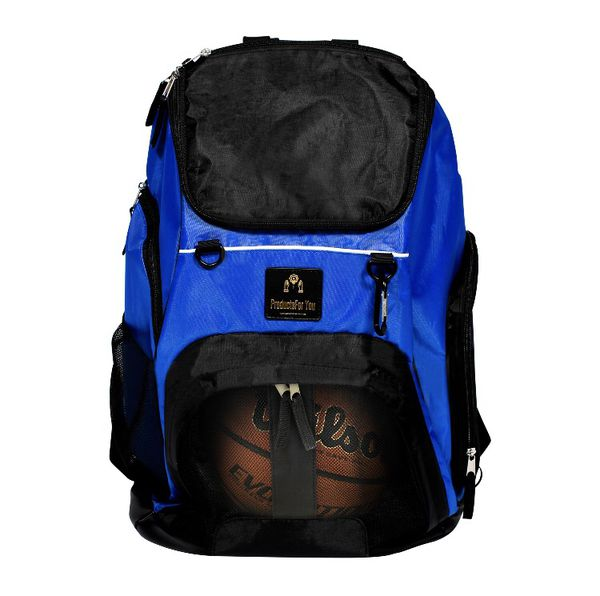 Sports backpack-basketball-football-soccer ball-volley ball-ball-gym-workout-gear-luggage-hiking-storage-mask-gloves-laytex gloves-face mask
