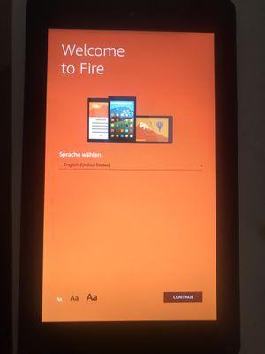 Amazon Fire Tablet 7 (7-Inch) for Sale in Phoenix, AZ