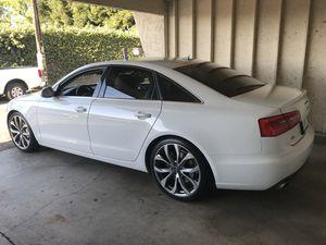 2012 Audi A6 3.0t premium plus for Sale in San Jose, CA