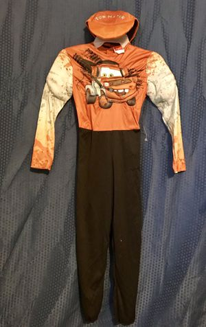 Kids TOW MATER Costume - Size 7/8 for Sale in Las Vegas, NV