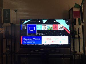 Samsung TV 55 for Sale in Tampa, FL
