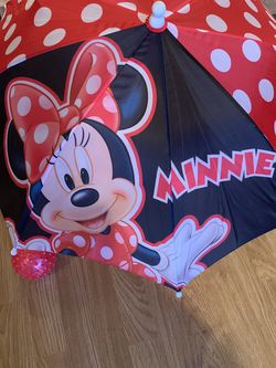 Minnie Mouse & Hello Kitty Umbrellas for Sale in Los Angeles,  CA