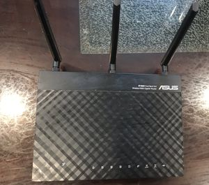 ASUS Gaming Router RT-N66U Dual Band N900 Gigabit Router for Sale in Queens, NY