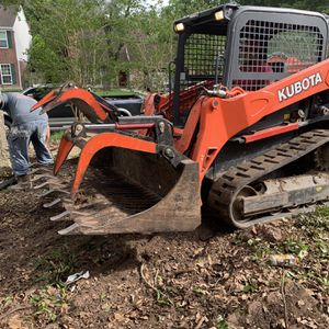 Bobcat and excavator for Sale in Houston, TX