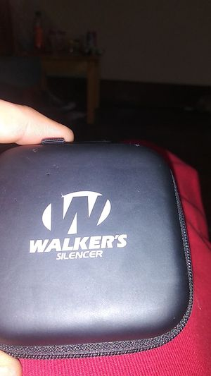 Walker's silencer Bluetooth headphones for Sale in Lincoln, NE