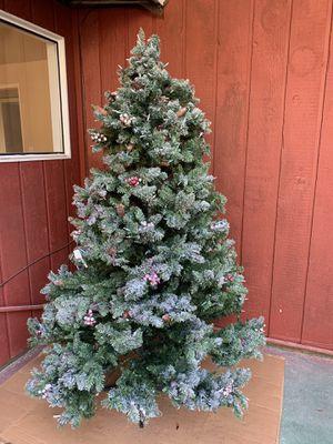 7 feet tall 4.2 feet wide Christmas tree 🎄 tree 🌲 for Sale in Bellevue, WA