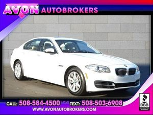 2014 BMW 5 Series for Sale in Avon, MA