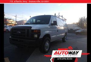 2011 Ford Econoline Cargo Van for Sale in Gainesville, GA