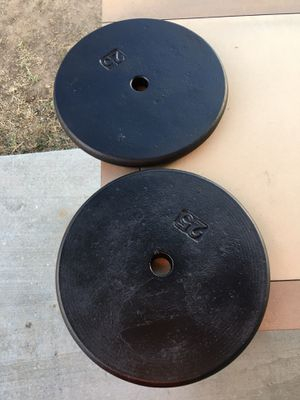 Weight plates for Sale in Fresno, CA