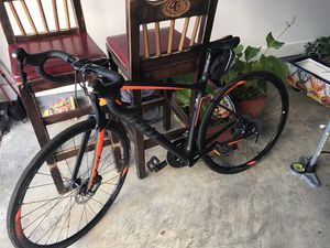 Giant Bicycle Carbon Fiber Frame Brand New Tubeless Tires for Sale in Houston, TX