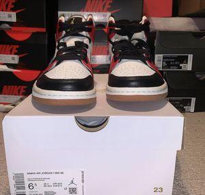 Jordan 1 Mid SE Women's Size 6.5 for Sale in Baltimore, MD