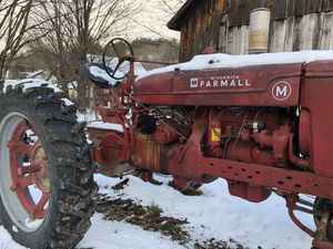 Farmall M for Sale in Willet, NY