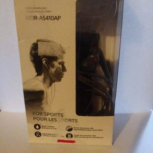 Sony Mdr-as410ap. Sports Headphones. Audifonos Deportivos. for Sale in Glendale, AZ