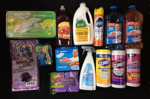 New cleaning supplies for Sale in Salem, SD