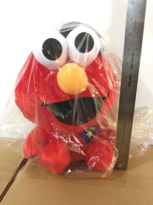 Sesame Elmo plushie for Sale in Milpitas, CA