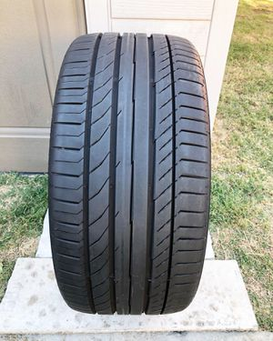 255/35/19 continental conti sport contact 5p ssr brand new for Sale in Lynwood, CA