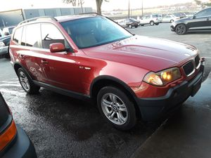 2004 BMW X3 3.0 liters for Sale in Rockville, MD