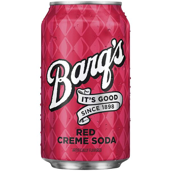 Barq's Red Cream Soda