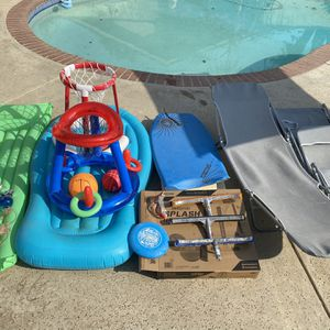 POOL SUPPLIES for Sale in Bakersfield, CA