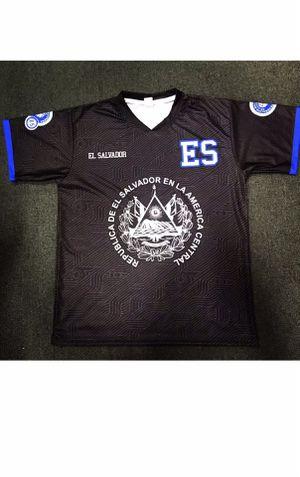 El Salvador soccer jersey for Sale in Sterling, VA