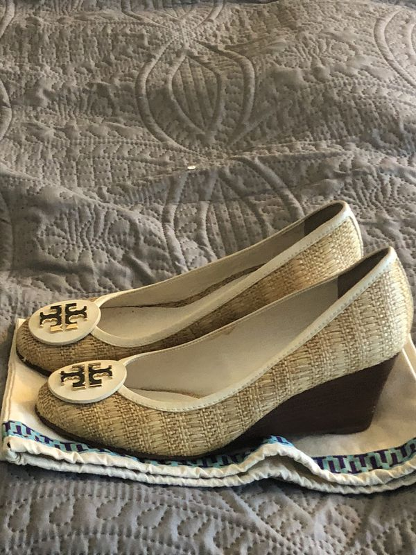 Tory Burch 9.5 wedges