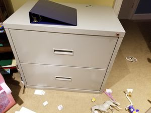 Filing cabinet for Sale in Seattle, WA