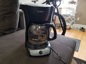 Mr. Coffee Coffee Maker for Sale in Baltimore, MD