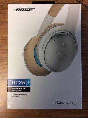 Bose q25 headphones for Sale in Brentwood, MD