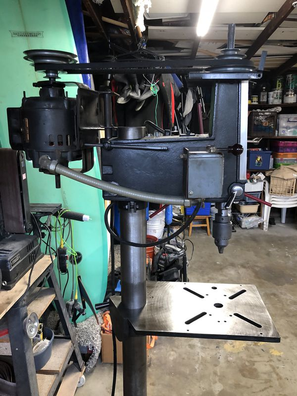 Vintage Craftsman Drill press