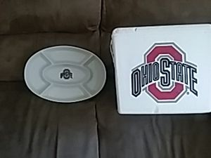 Platter and cooler for Sale in Columbus, OH