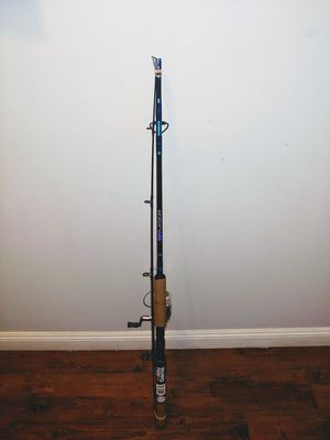Fishing rod and reel for Sale in Los Angeles, CA