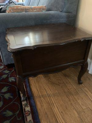 End table for Sale in Lexington, VA